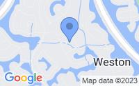 Map of Weston FL