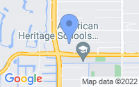 Map of Plantation FL