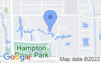 Map of North Lauderdale FL