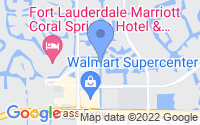 Map of Parkland FL