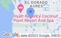 Map of Bonita Springs FL