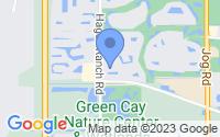 Map of Boynton Beach FL