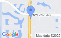 Map of Boynton Beach FL