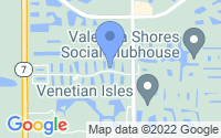 Map of Lake Worth FL