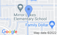 Map of Lehigh Acres FL