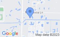 Map of Greenacres FL