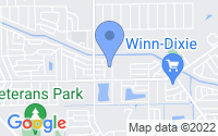 Map of Lehigh Acres FL
