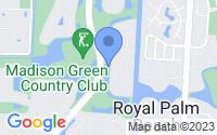 Map of Royal Palm Beach FL