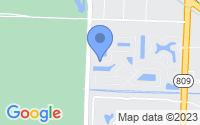 Map of Riviera Beach FL