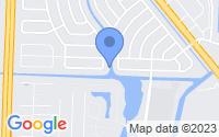 Map of Palm Beach Gardens FL