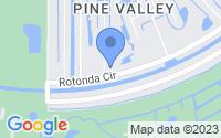 Map of Rotonda West FL