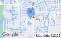 Map of Punta Gorda FL