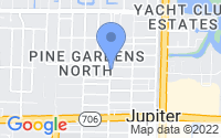 Map of Jupiter FL