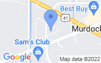 Map of Port Charlotte FL