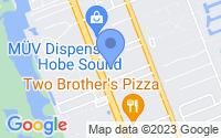 Map of Hobe Sound FL