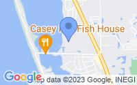 Map of Osprey FL