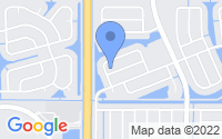 Map of Port St. Lucie FL