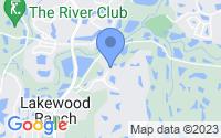 Map of Lakewood Ranch FL