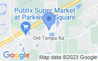 Map of Parrish FL
