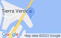 Map of Tierra Verde FL