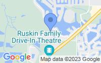 Map of Apollo Beach FL