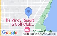 Map of Saint Petersburg FL