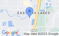 Map of Gibsonton FL