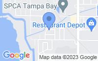 Map of Largo FL