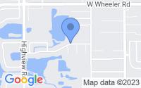 Map of Brandon FL