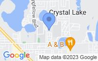Map of Lakeland FL