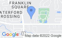 Map of Palm Harbor FL
