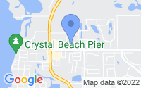 Map of Palm Harbor FL