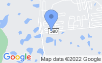 Map of Kissimmee FL