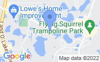 Map of Lutz FL