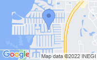 Map of Hudson FL