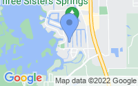 Map of Crystal River FL