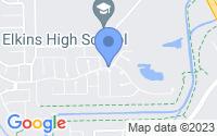 Map of Missouri City TX