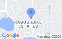 Map of Sugar Land TX