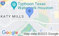 Map of Katy TX
