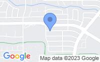 Map of Houston TX