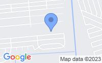 Map of Marrero LA