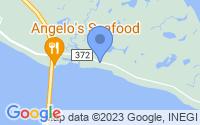 Map of Ochlockonee Bay FL