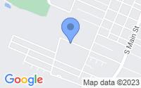 Map of Saint Martinville LA