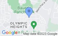 Map of Austin TX