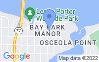 Map of Lynn Haven FL