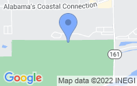 Map of Orange Beach AL