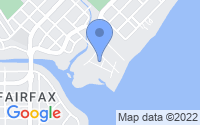Map of Jacksonville FL