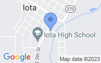 Map of Iota LA