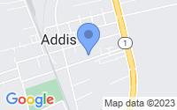 Map of Addis LA