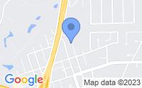 Map of Mandeville LA